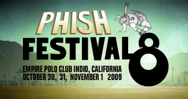 F8 (Fate): A JBO Review of the First Ever Phish Halloween Festival