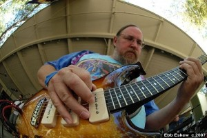 JBO gets to know Craig Marshall; Founder and Lead Guitarist of the Long Time West Coast Grateful Dead Tribute Band Cubensis