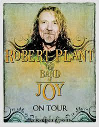 Robert Plant's Band of Joy Hits the Road Starting in Asheville, NC