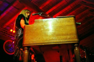 Grace Potter & The Nocturnals Bring the People of Black Mountain, North Carolina to their Knees