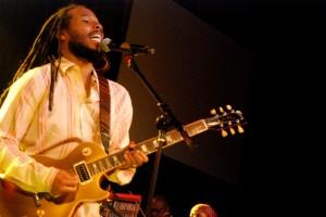 Ziggy Marley Plays the Famous Orange Peel in Asheville