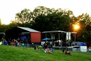 Pickin' and Grinnin': The 1st Annual Jomoekee Music and Arts Festival