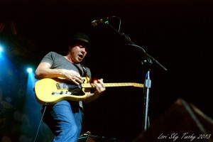 Blues Act, BIG HEAD TODD AND THE MONSTERS, a More than Pleasant Surprise