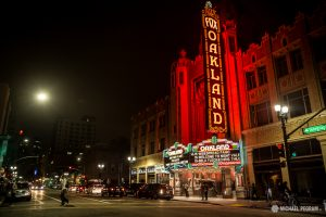 Day of Rage: Panic in the Streets of Oakland and at The Fox Theater