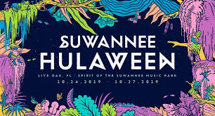 SUWANNEE HULAWEEN UNVEILS DAILY SCHEDULE SPIRIT OF THE SUWANNEE MUSIC PARK IN LIVE OAK, FL OCTOBER 24-27, 2019