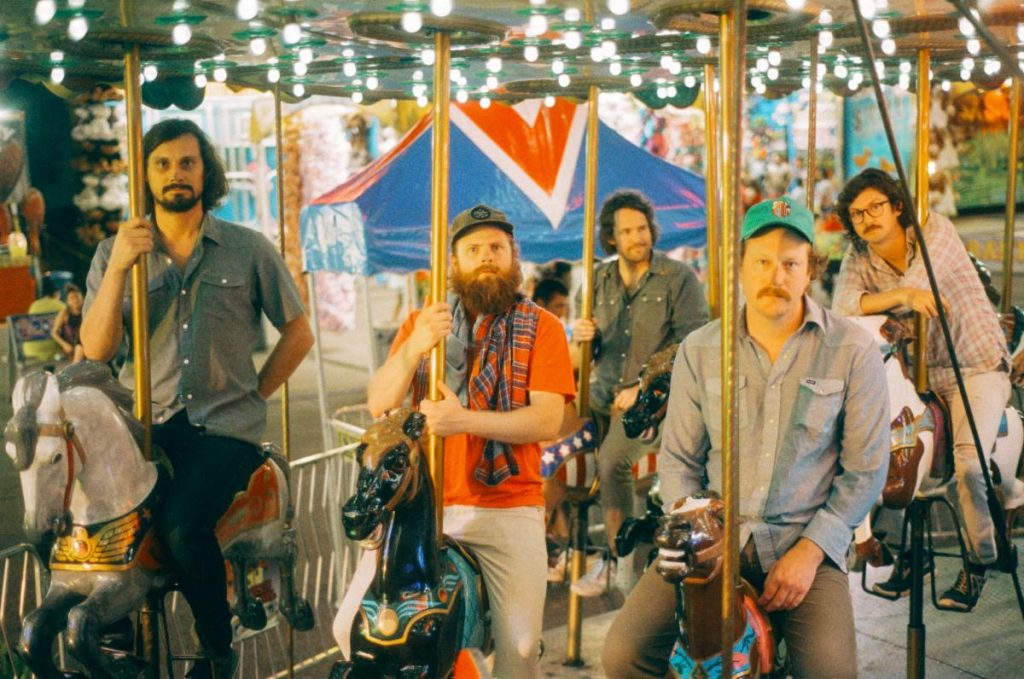 """PSYCHEDELIC COUNTRY MAIN STAYS FUTUREBIRDS SHARE NEW TRACK """"CRAZY BOYS""""VIA AMERICAN SONGWRITER NEW ALBUM TEAMWORK DUE JANUARY 15, 2020"""